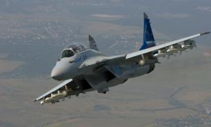 MiG-35 at MAKS 2017 air show