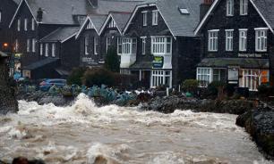 Floods to displace 5 million Europeans
