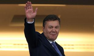 Viktor Yanukovych raves of his misfortune at press conference in Moscow