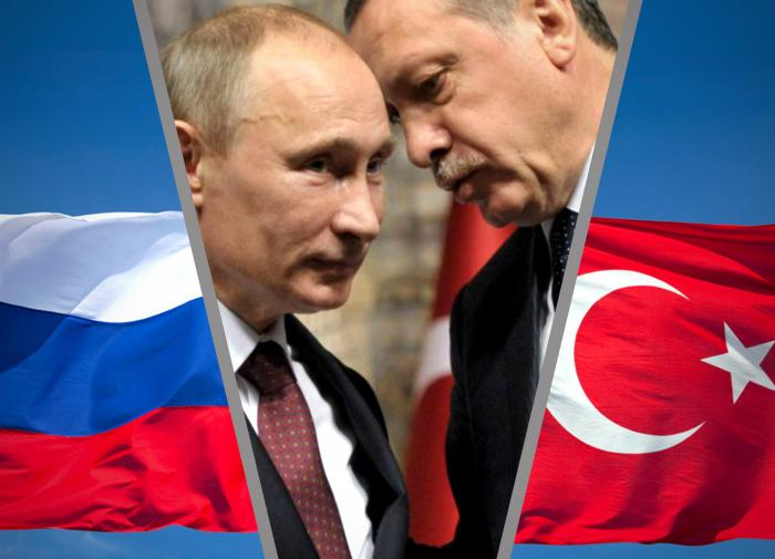 Recep Erdogan is coming to Russia. What for?