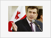 Georgian democracy smashed to pieces