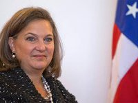 Nuland against peacemakers in Donbass