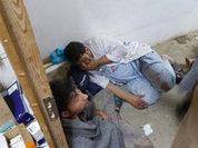 USA bombs hospital in Afghanistan