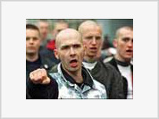 Russian skinheads brutally attack TV producers and ministers