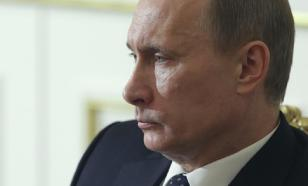 Putin puts in place not only USA, but also China