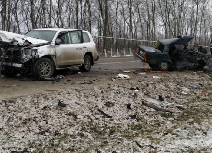 Brother of North Ossetia president kills self after lethal car accident