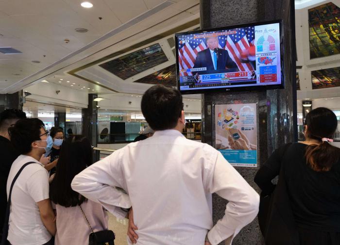Two Face America: 73 million Trump party apparatchiks guarantee turmoil