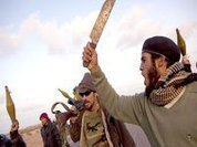 Bullseye! NATO hits terrorists in Libya?