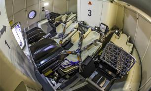 Diapers for Americans, WC for Russians on Federation spacecraft