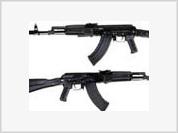 Sales of fake Kalashnikov guns bring USD 2 billion of profit