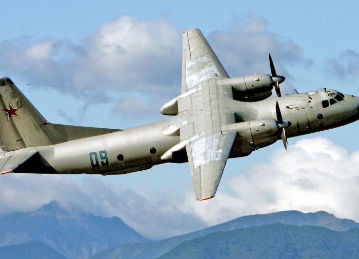 An-26 flying laboratory crashed into mountain ridge, all 6 on board killed