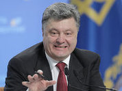 Poroshenko gets ready for war with Russia