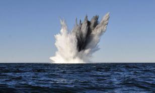 Ukrainian admiral suggests mining Sea of Azov