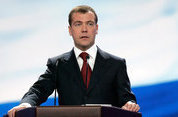 Dmitry Medvedev and his second term