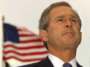 What are you going to do now, Mr. Bush?