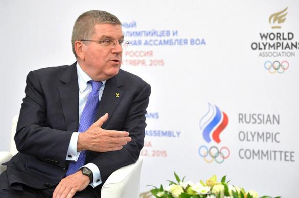 International Olympic Committee ready to take Russia back