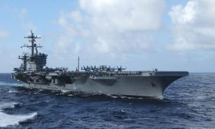 US aircraft carrier approaches Vietnam for the first time since 1975