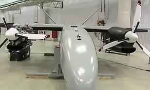Kalashnikov shows self-destructible attack drone