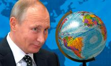 Putin speaks the truth and shames the devil:  Russian border ends nowhere