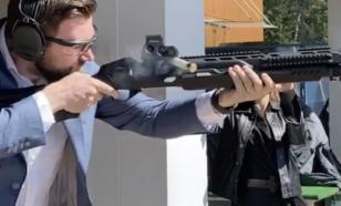 Kalashnikov reveals purpose of new Generation Z assault rifle