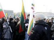 Surprise, Baltic Lithuanian state stepping backwards into hell