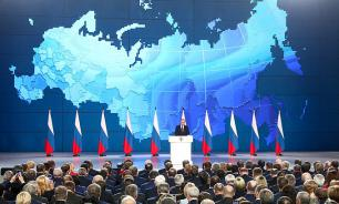 Putin addresses social issues, threatens USA with Russia's new missiles in his 15th Federal Assembly speech
