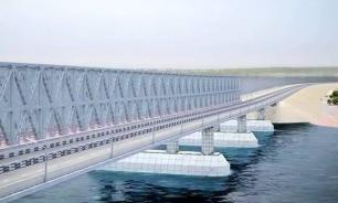 Russia unveils the date for the launch of the superbridge to Crimea