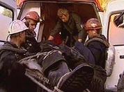 Miners trapped as a result of methane explosion