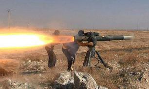 ISIS picks up 'lost' US weapons