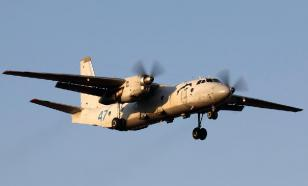 An-26 transport aircraft crashes in Syria, all 32 on board killed