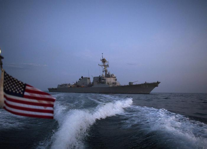 NATO works to build 'strong hand' in the Black Sea with Ukraine's help