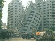 Earthquakes maintain stability on planet Earth