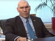 Nikolai Valuev: Big boxer in big politics