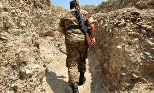 The West unhappy with Russia's successful strategy in the Caucasus