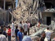 NATO admits killing civilians in Libya