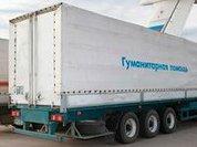 Russian humanitarian convoy earns reputation of Flying Dutchman