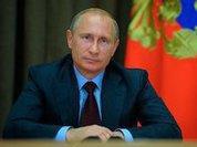 Putin: We deserve to meet in Crimea