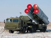 S-400 system on guard of Moscow
