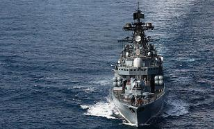 Russia's most ominous warship named