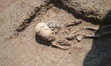 Remains of alien child with deformed skull found in Crimea
