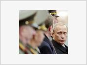 President Putin dismissed military commanders