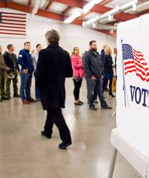 Political strategists outsmart founding fathers at US elections
