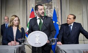 Italy: A government at work