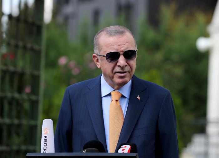 Poor fellow Erdogan should think twice before a spoken word takes its flight