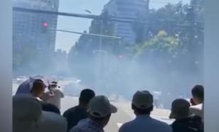 Woman sets herself on fire near US Embassy in Beijing
