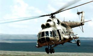 Mi-8 helicopter crashes in Chechnya: At least 6 killed
