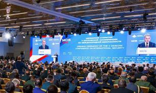Russian Defence Minister names Russia's main task
