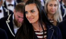 Forgive them, Yelena Isinbayeva. They don t know what they do