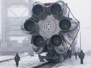 The space police of Baikonur