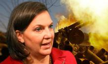 "Nuland defines a ""red line"" for Ukraine"